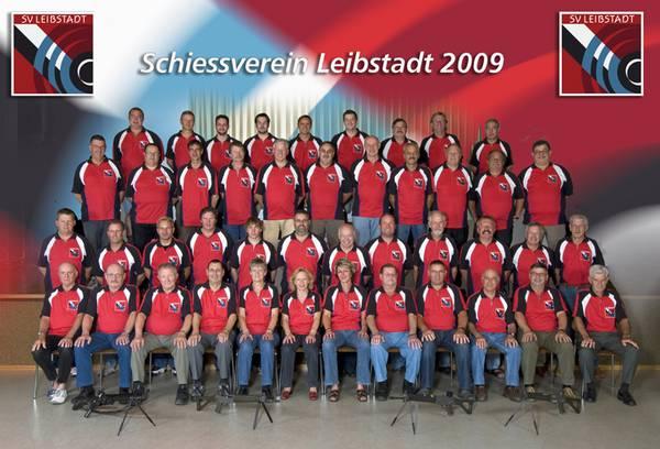 Vereinsfoto 2009